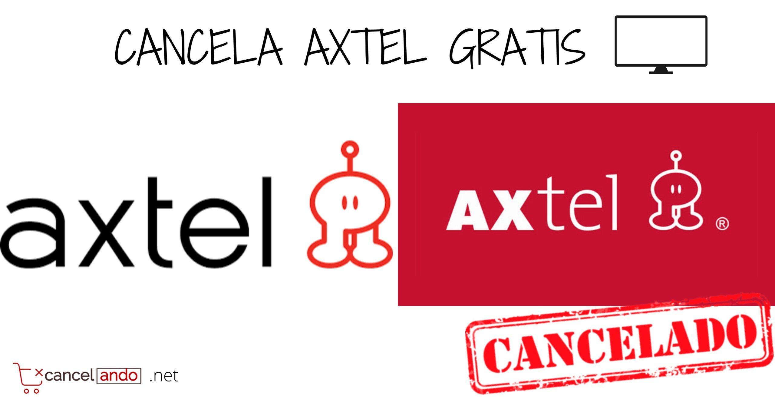 cancelar axtel