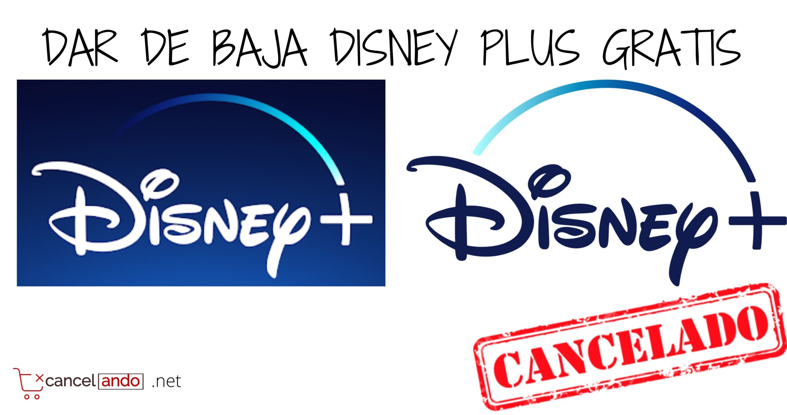 cancelar disney plus