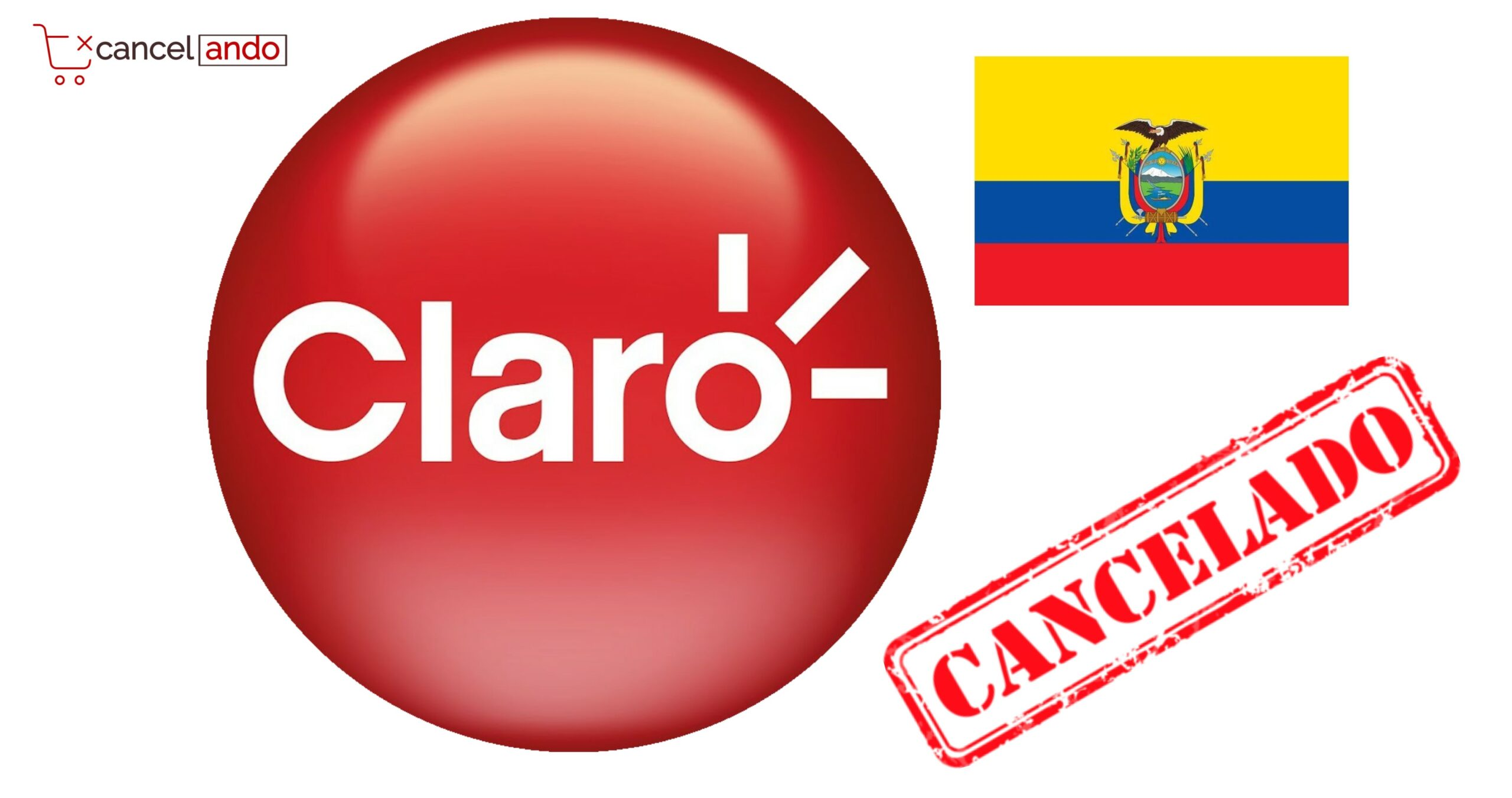 cancelar plan claro ecuador