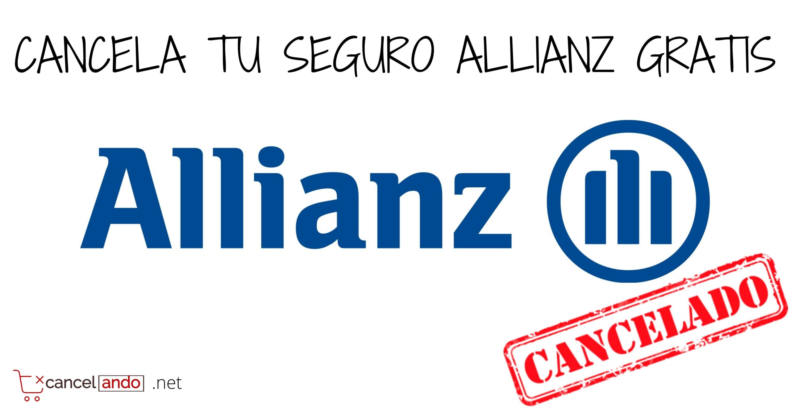 cancelar seguro allianz