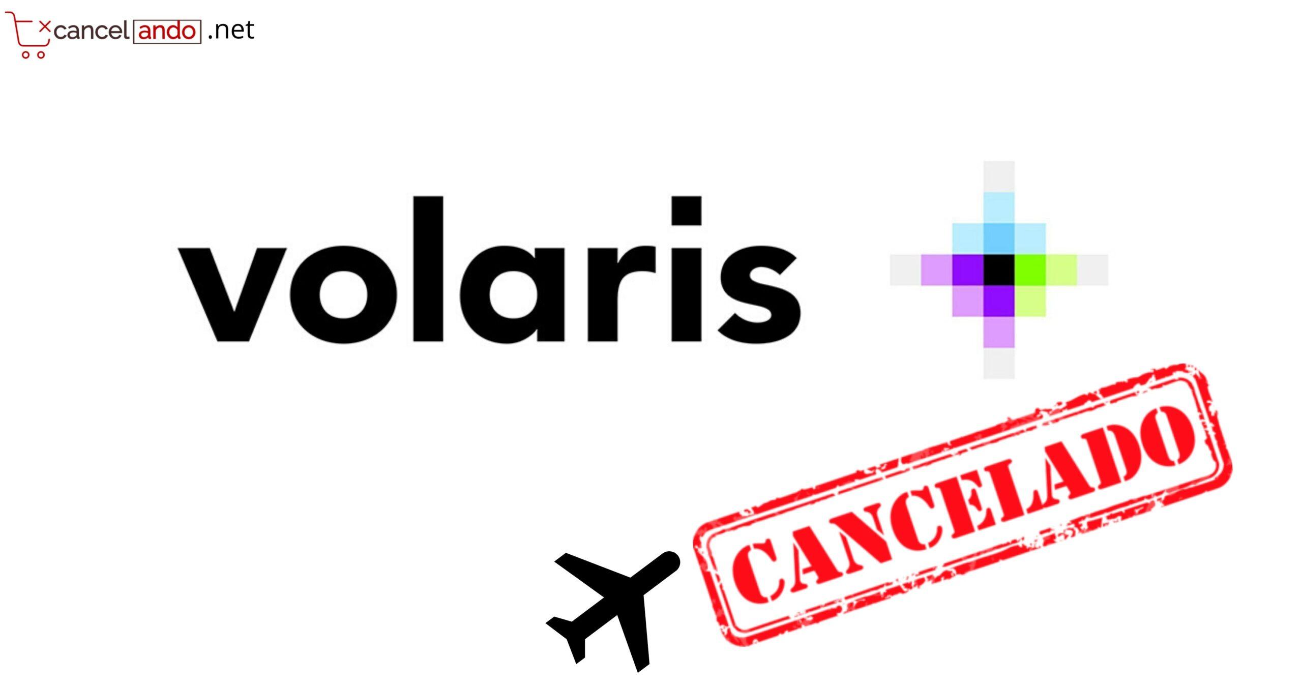 cancelar vuelo volaris