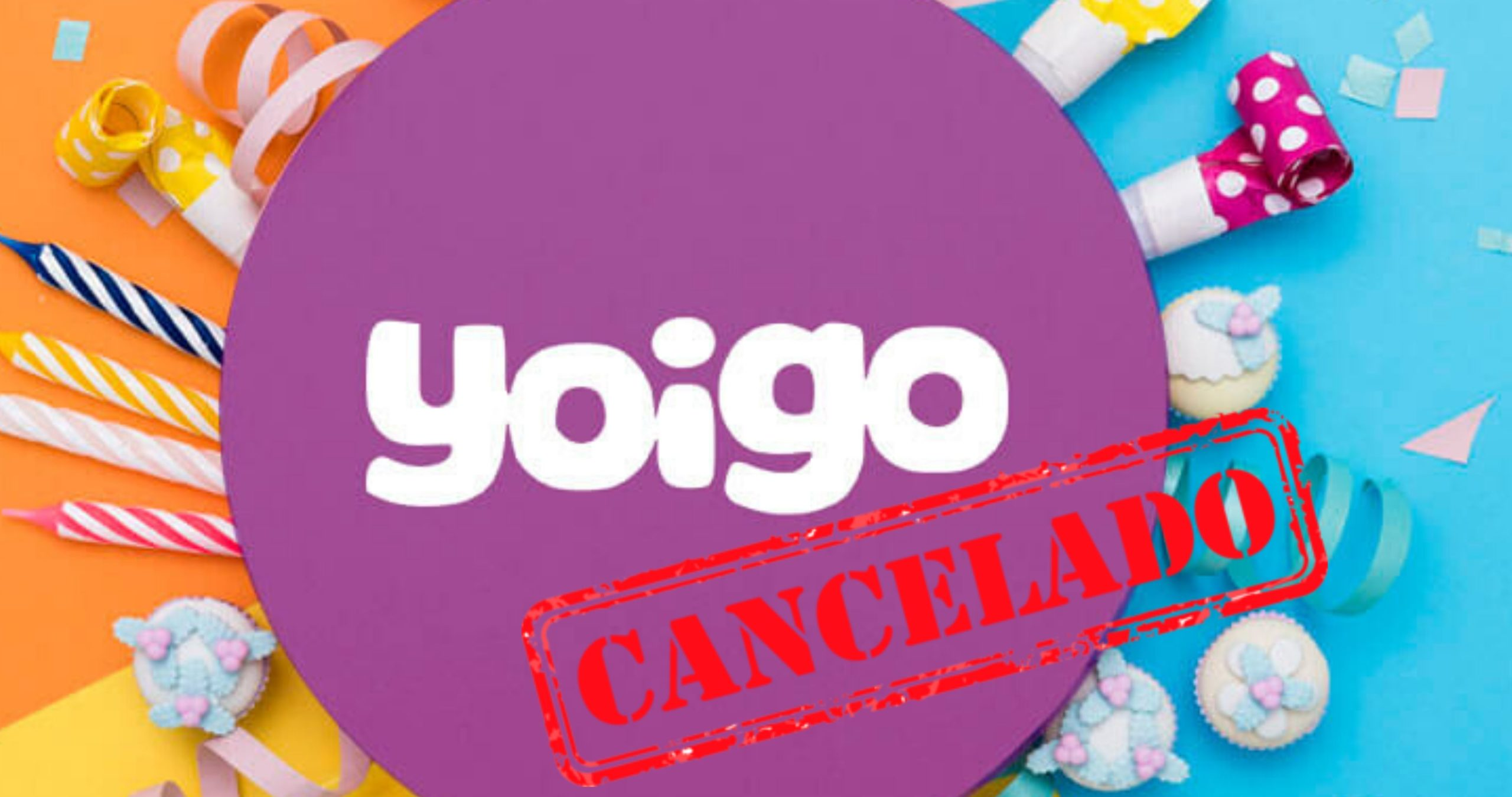 cancelar yoigo portabilidad